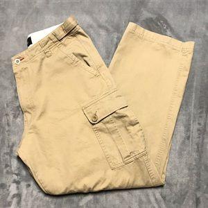 Express Men's Khaki Cargo Pants!